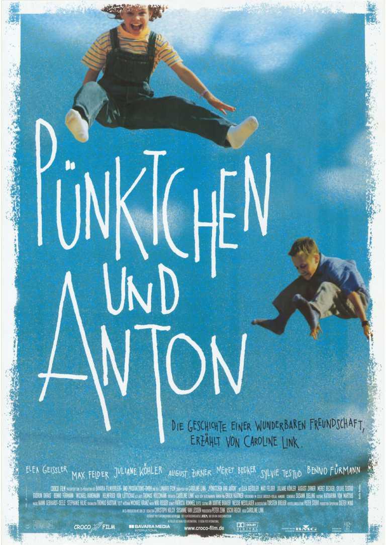 Pünktchen und Anton (Poster)