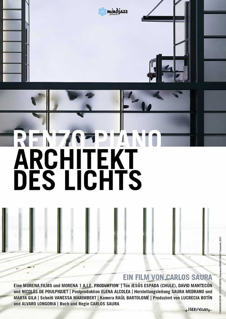 Renzo Piano - Architekt des Lichts (Poster)