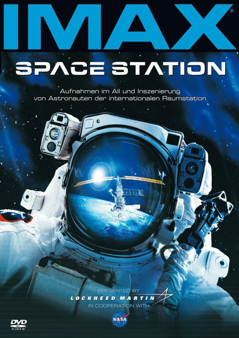 Space Station 3D (Poster)