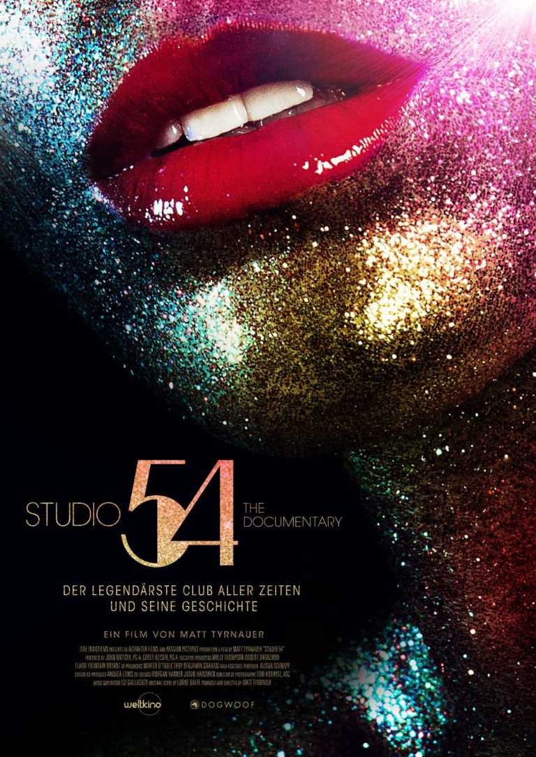 STUDIO 54 - THE DOCUMENTARY (Poster)