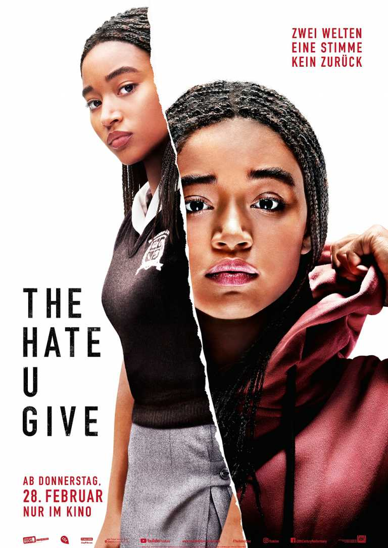 The Hate U Give (Poster)