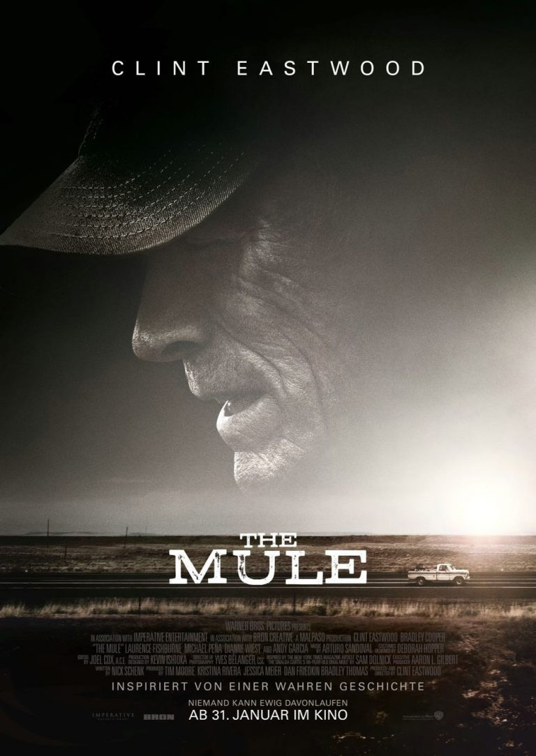 The Mule (Poster)