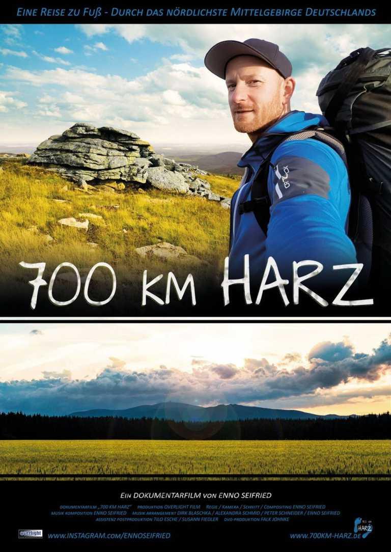 700 km Harz (Poster)