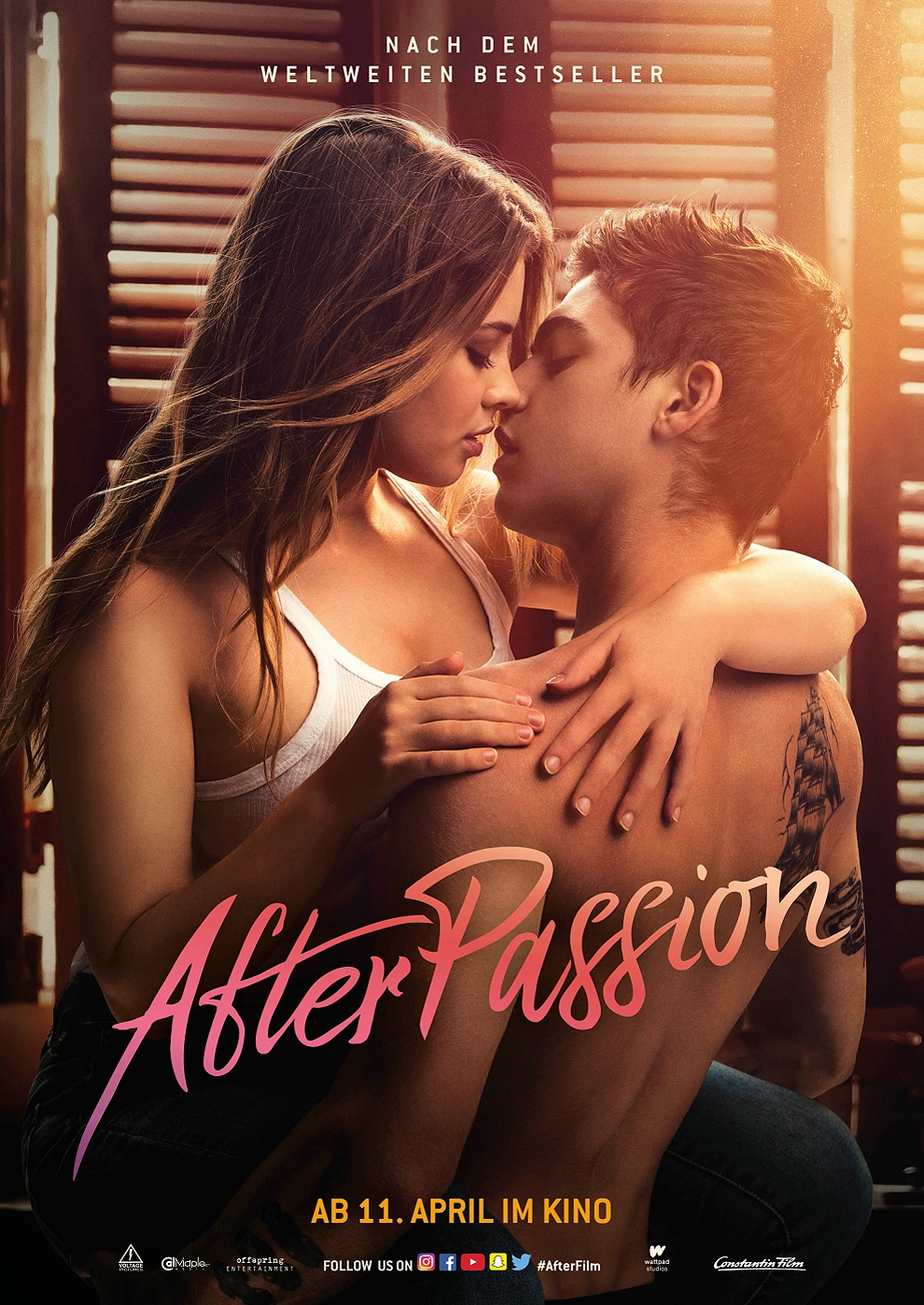 After Passion (Poster)