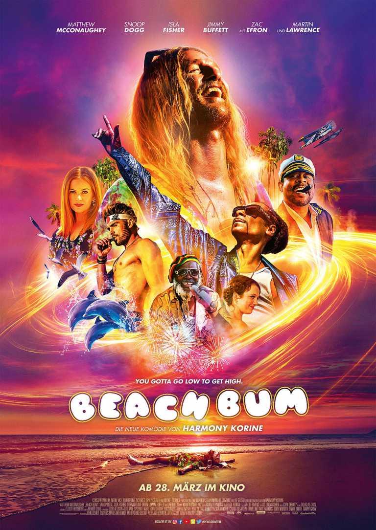 Beach Bum (Poster)