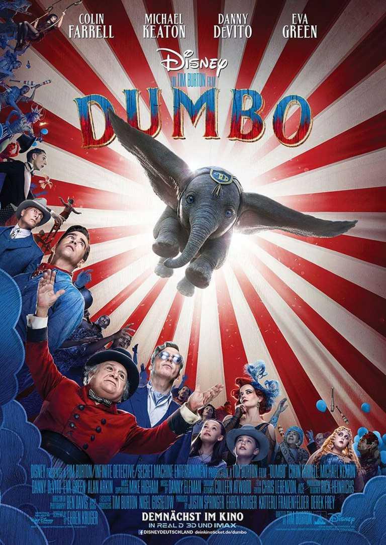 Dumbo (Poster)