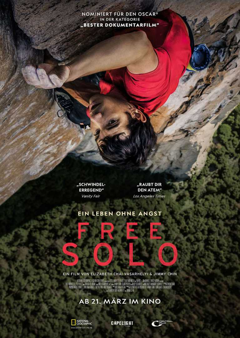 Free Solo (Poster)