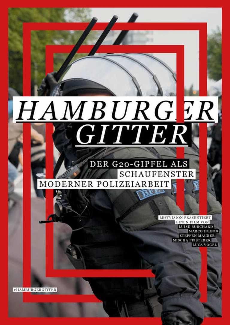 Hamburger Gitter (Poster)