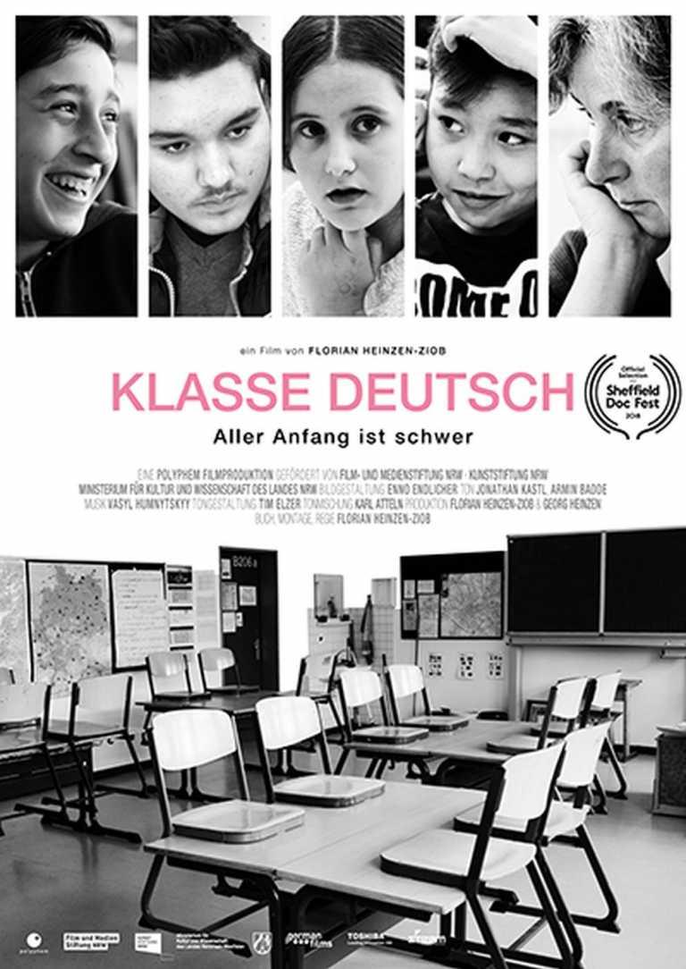 Klasse Deutsch (Poster)