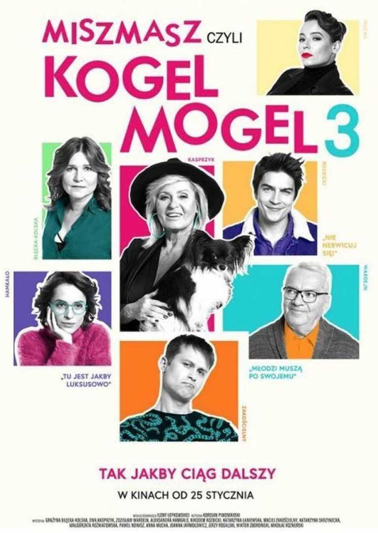 Kogel Mogel 3 (Poster)