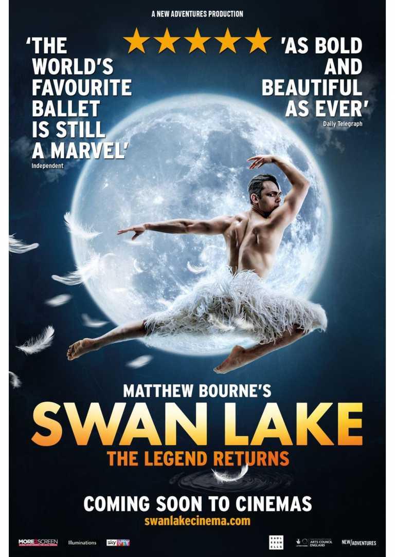 Matthew Bourne's Swan Lake (Poster)