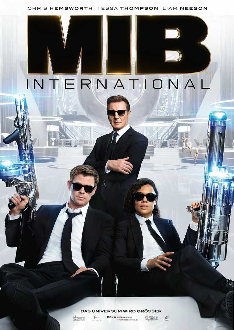 Men in Black: International (Poster)