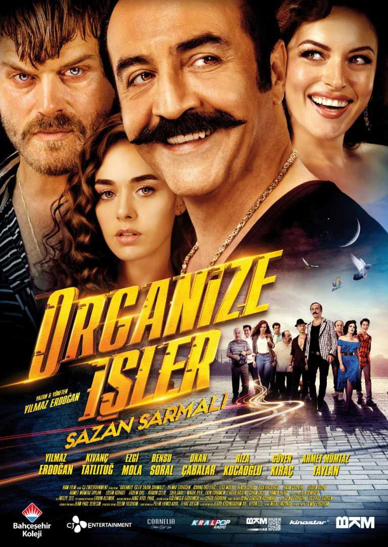Organize Isler 2: Sazan Sarmali (Poster)