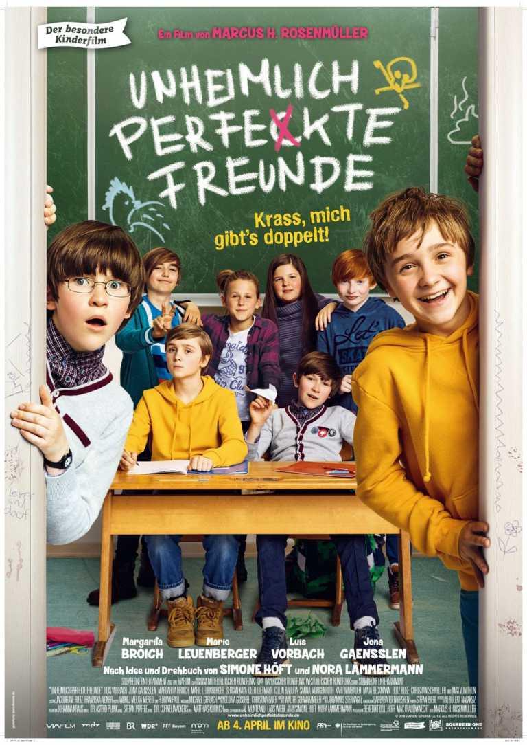 Unheimlich perfekte Freunde (Poster)
