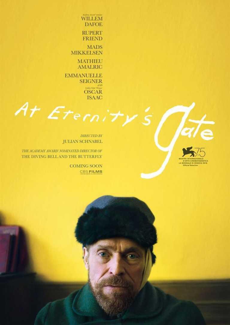 Van Gogh - An der Schwelle zur Ewigkeit (Poster)