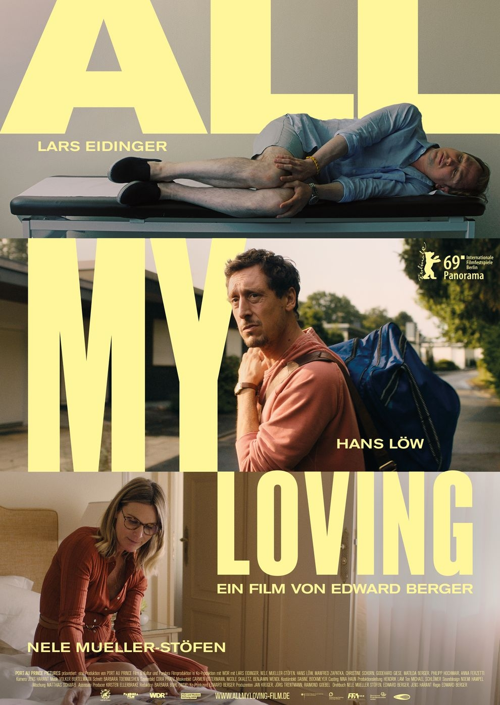 All My Loving (Poster)