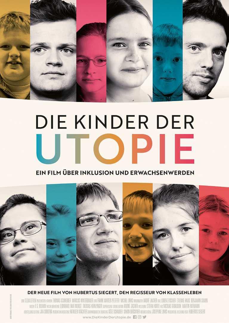 Die Kinder der Utopie (Poster)