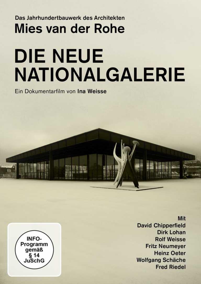Die Neue Nationalgalerie (Poster)