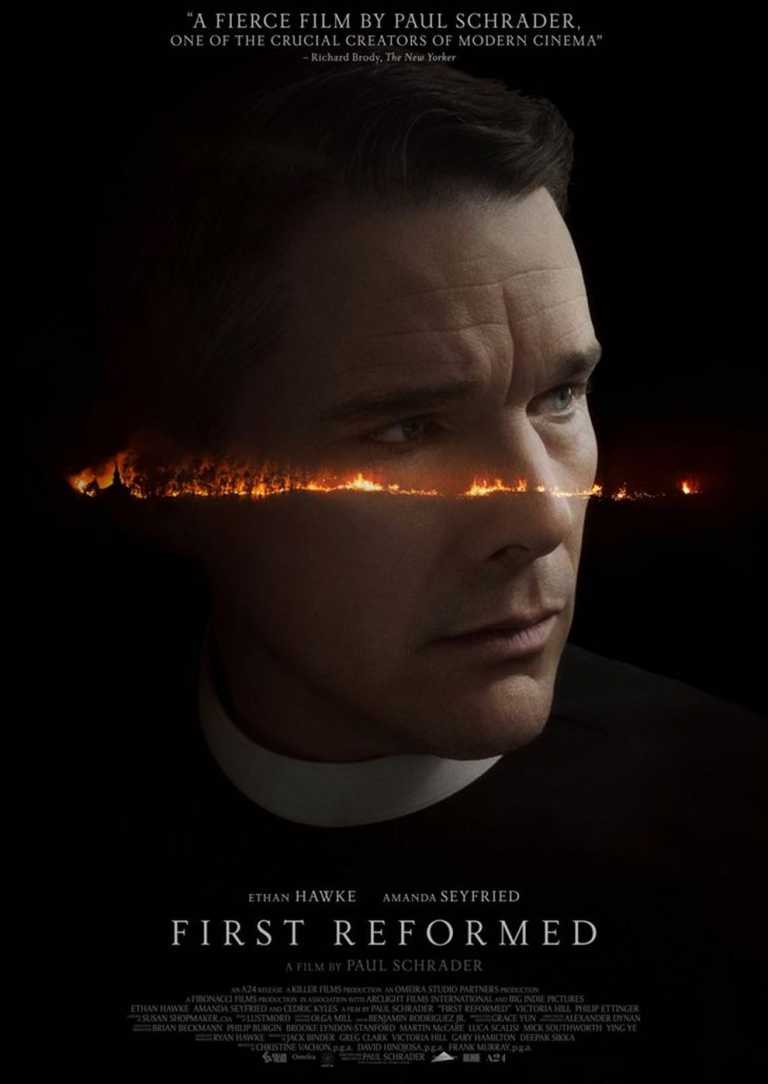 First Reformed (Poster)