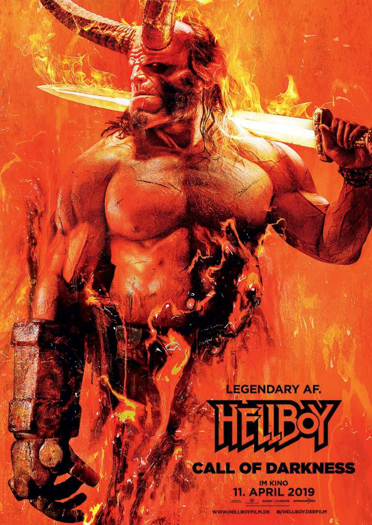 Hellboy - Call of Darkness (Poster)