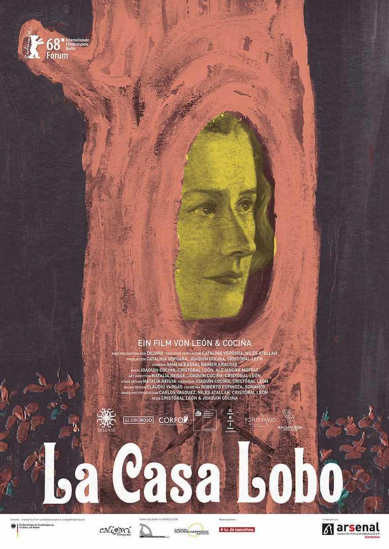 La Casa Lobo (Poster)