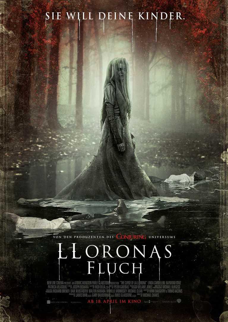 Lloronas Fluch (Poster)