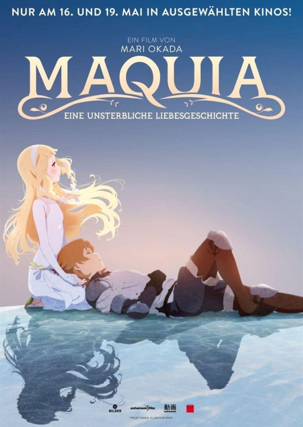 Maquia - Eine unsterbliche Liebesgeschichte (Poster)