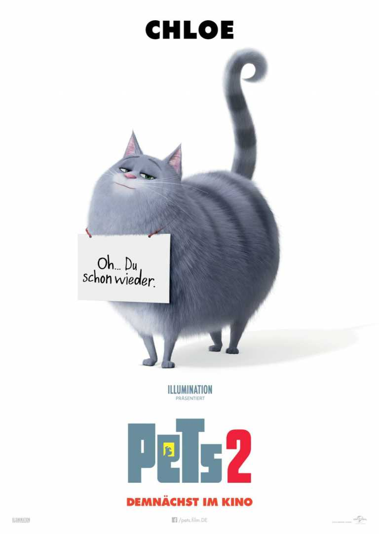 Pets 2 (Poster)