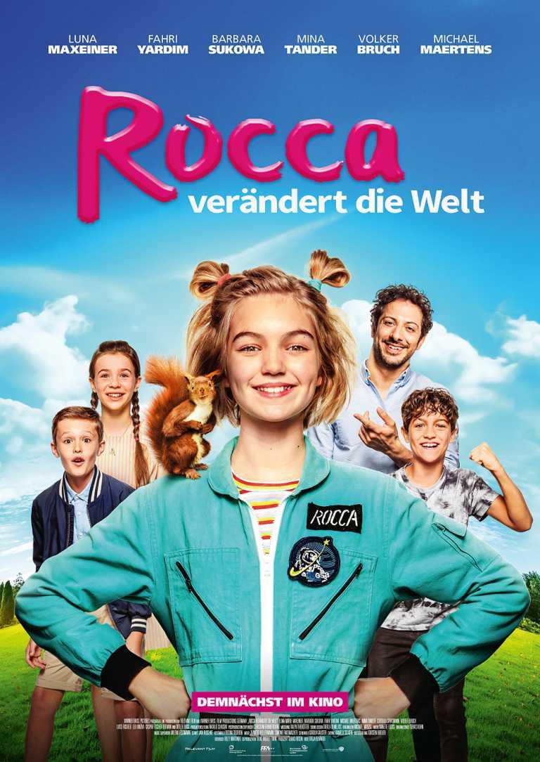Rocca verändert die Welt (Poster)