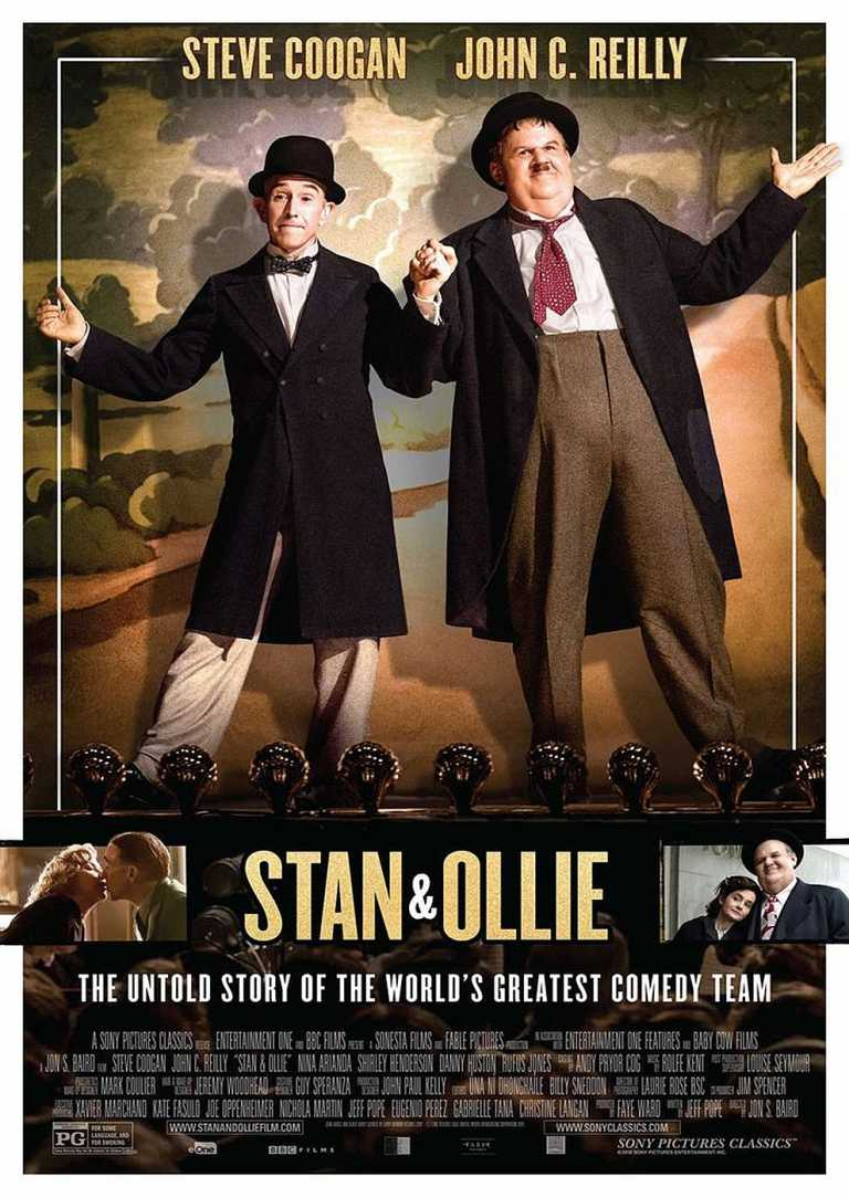 Stan & Ollie (Poster)