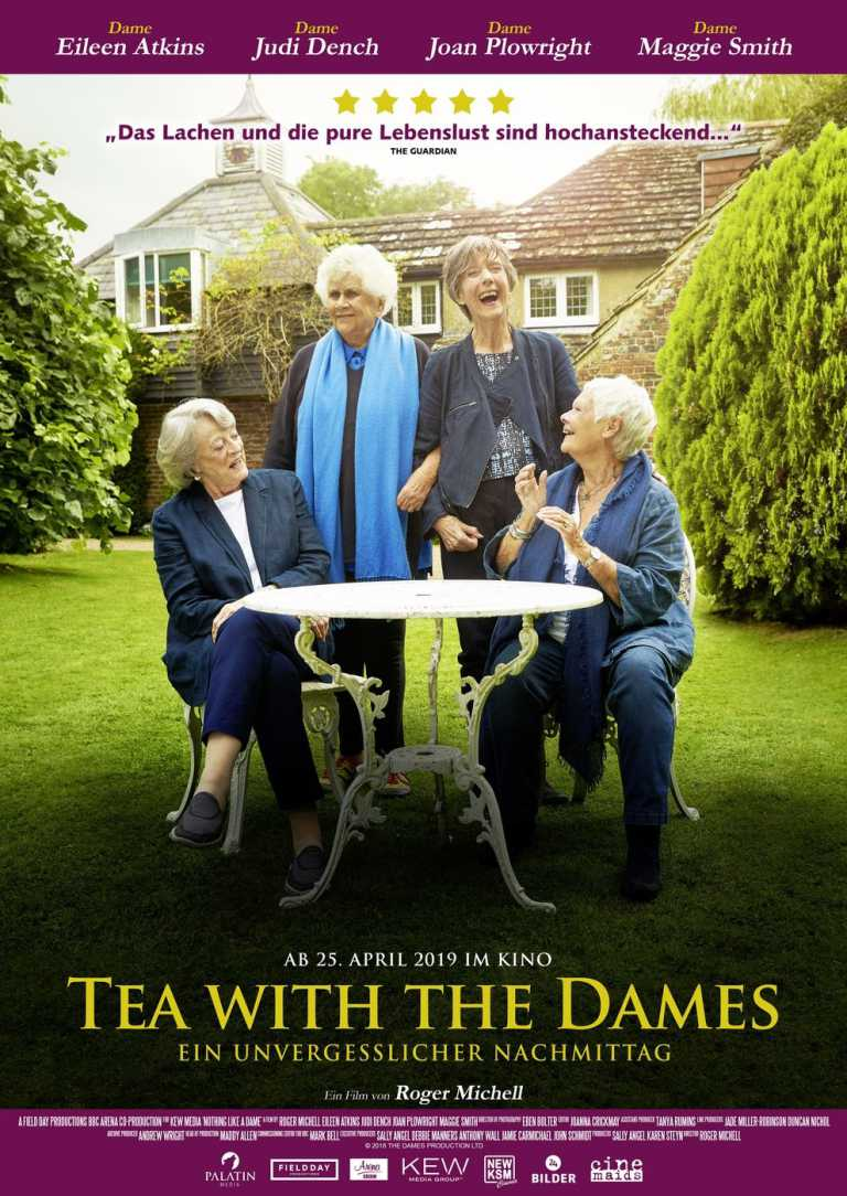 Tea with the Dames - Ein unvergesslicher Nachmittag (Poster)
