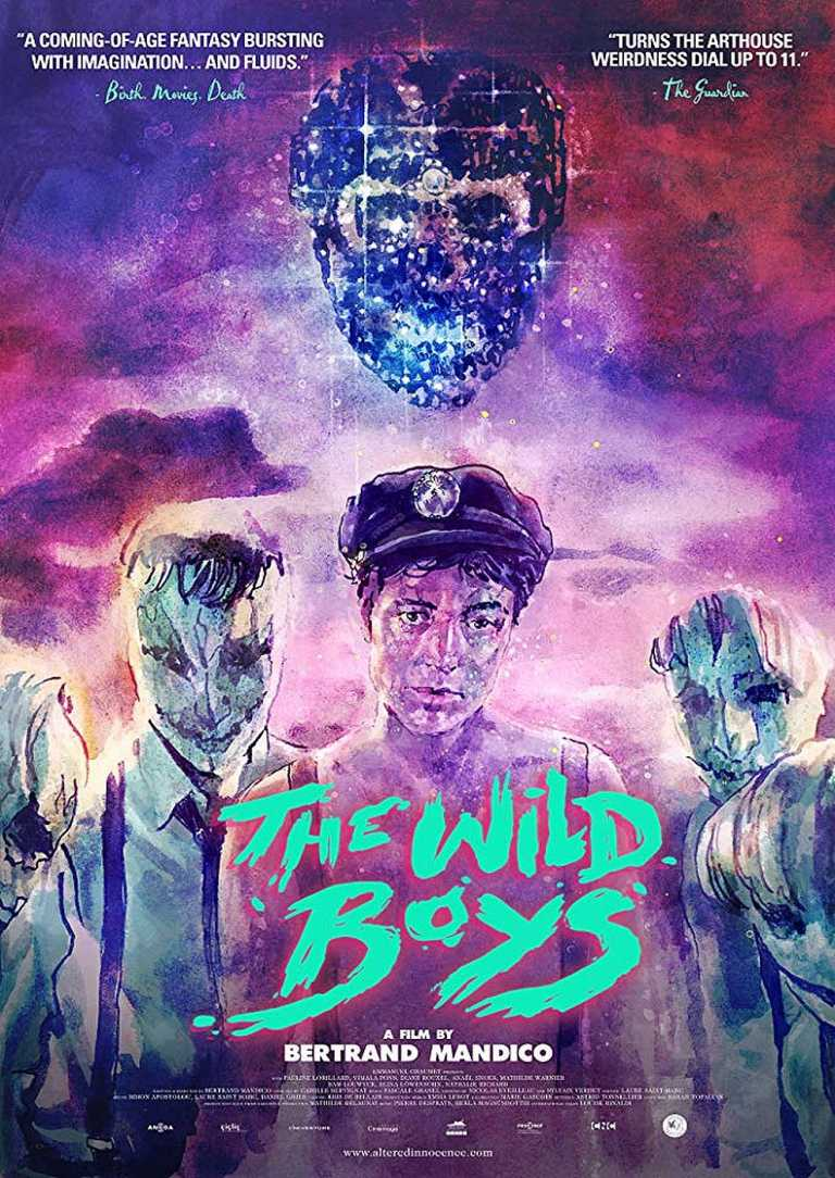 The Wild Boys (Poster)