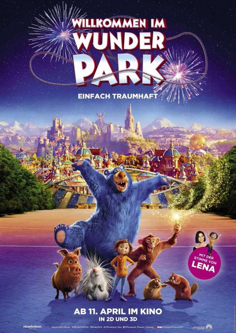 Willkommen im Wunder Park (Poster)