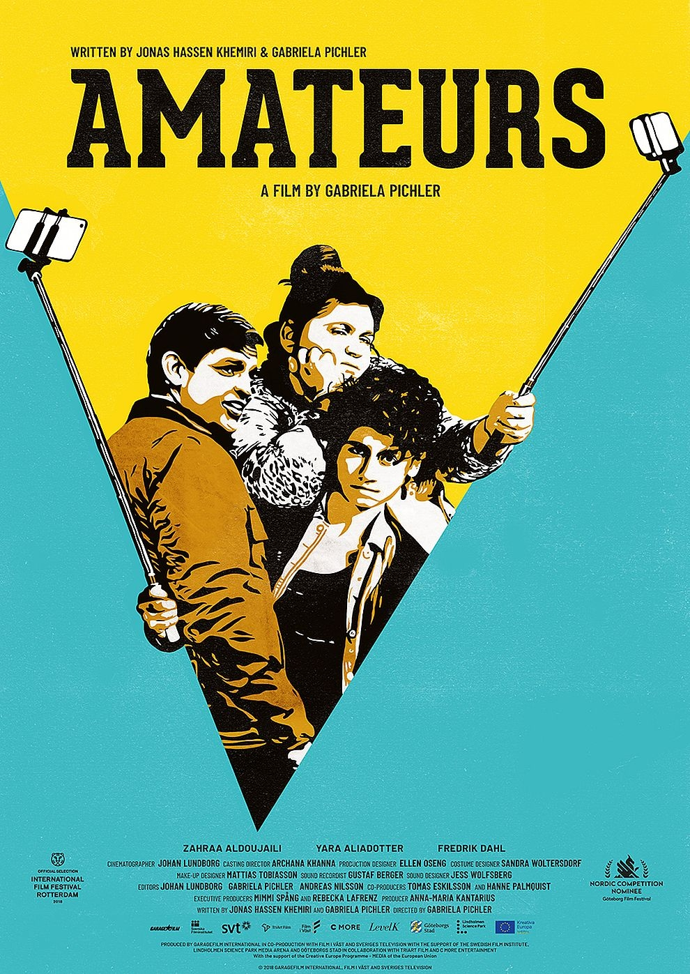 Amateurs (Poster)