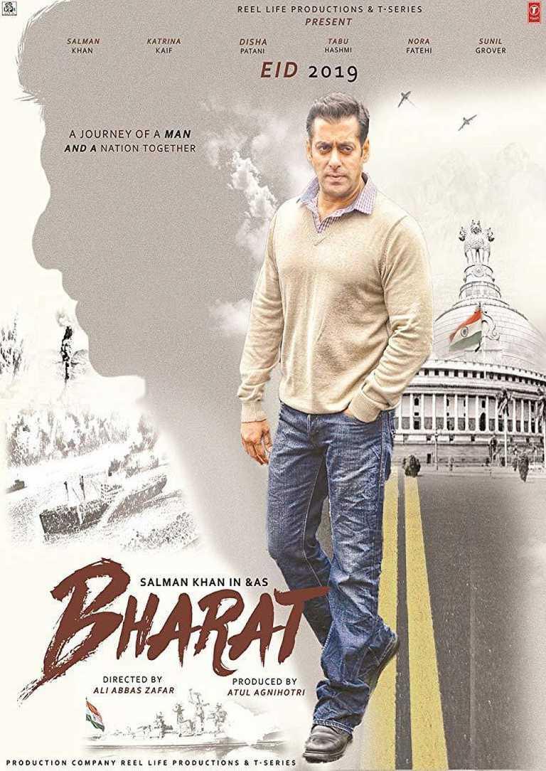 Bharat (Poster)
