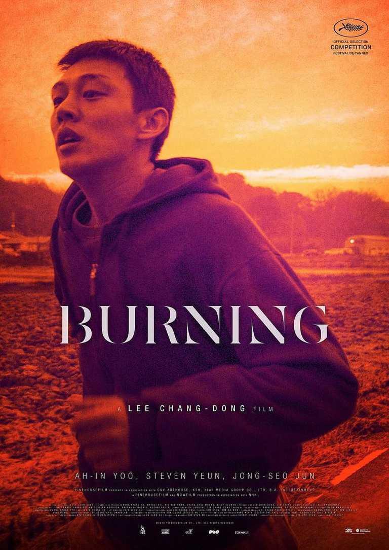 Burning (2018) (Poster)