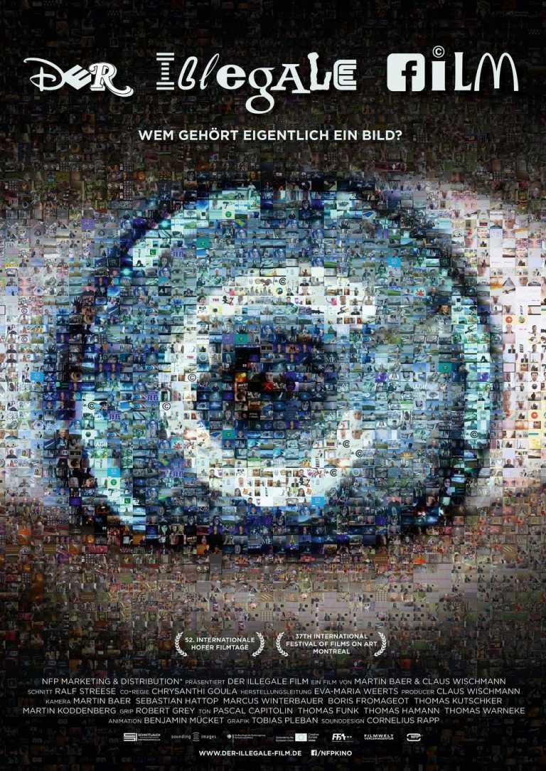 Der illegale Film (Poster)