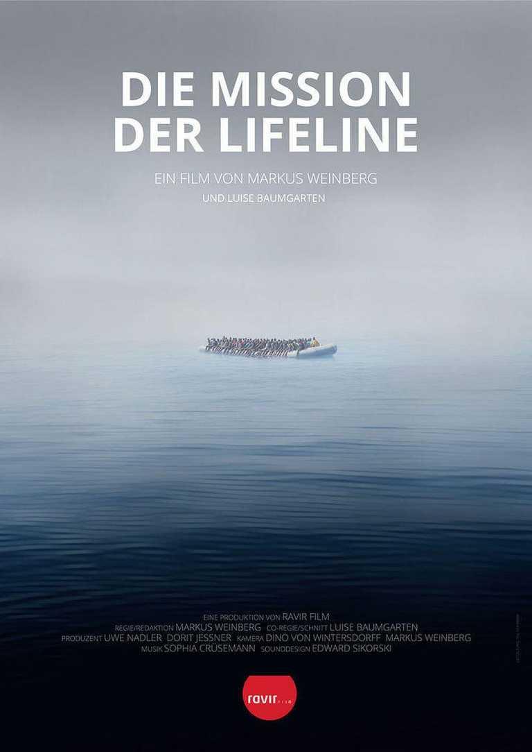 Die Mission der Lifeline (Poster)