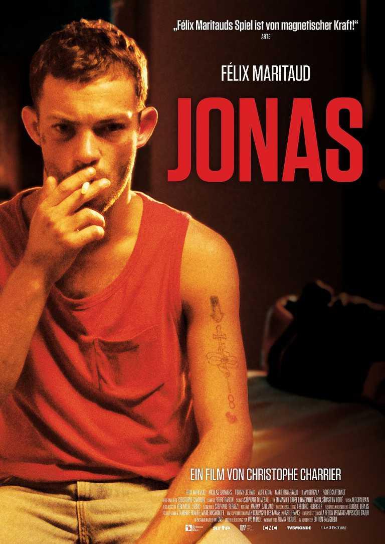 Jonas - Vergiss mich nicht (Poster)
