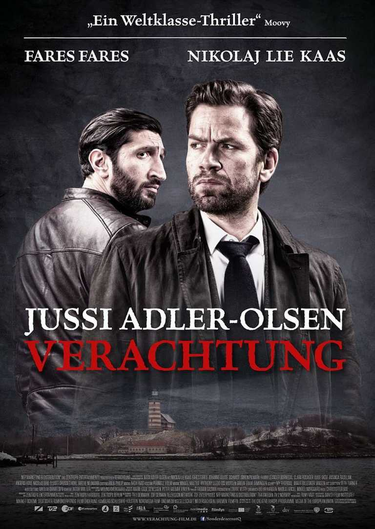 Jussi Adler Olsen - Verachtung (Poster)