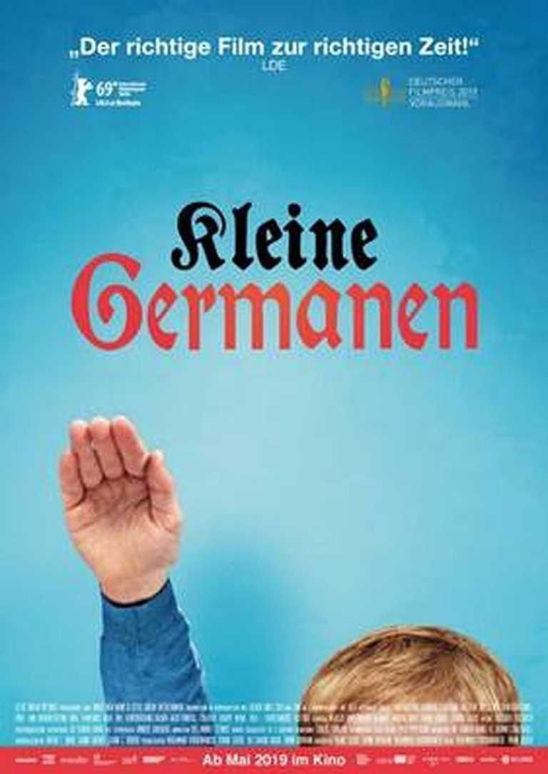 Kleine Germanen (Poster)