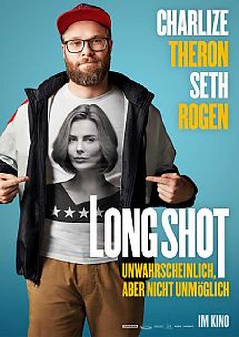 Long Shot - Unwahrscheinlich, aber nicht unmöglich (Poster)