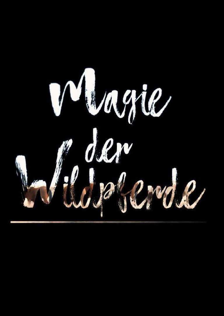 Magie der Wildpferde (Poster)