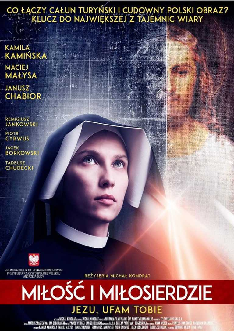 Milosc i milosierdzie (Poster)