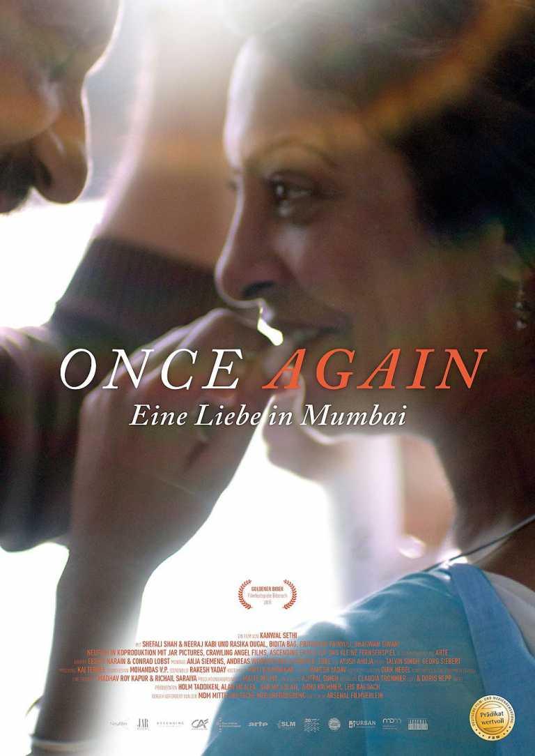 Once Again - Eine Liebe in Mumbai (Poster)