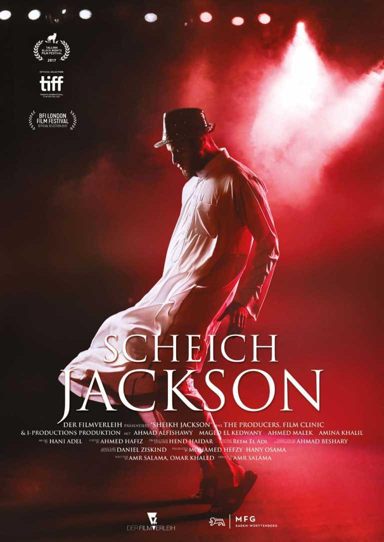 Scheich Jackson (Poster)