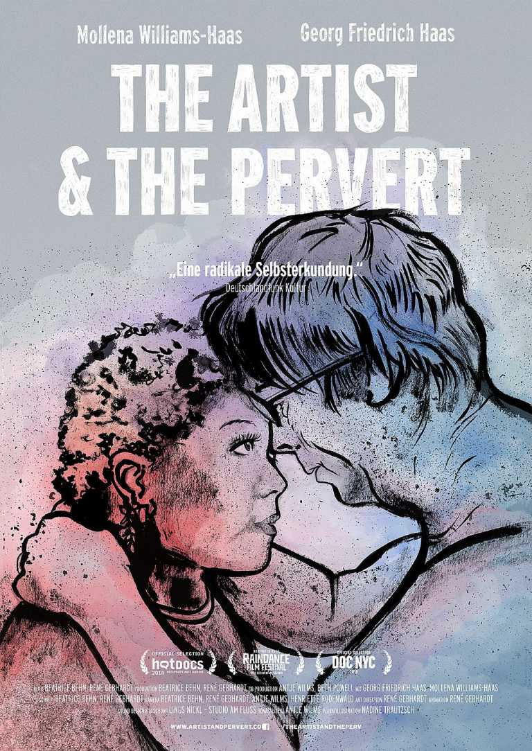 The Artist & The Pervert (Poster)