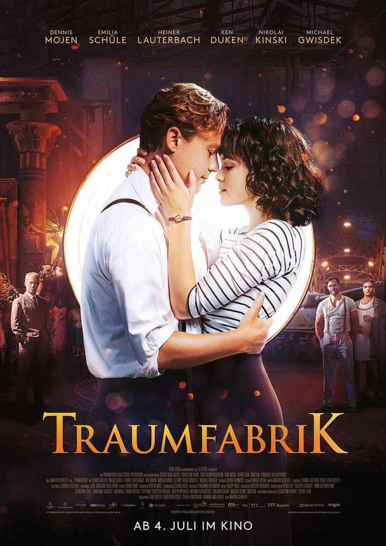 Traumfabrik (Poster)
