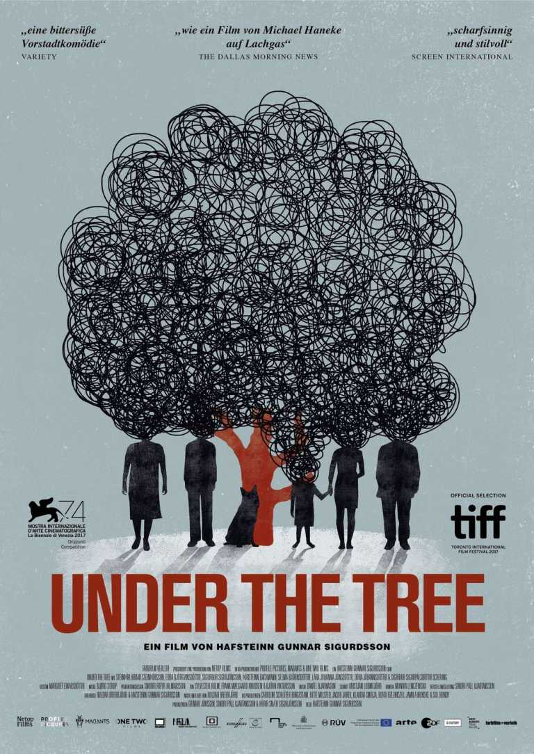 Under the tree (Poster)