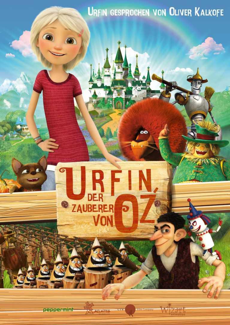 Urfin, der Zauberer von OZ (Poster)